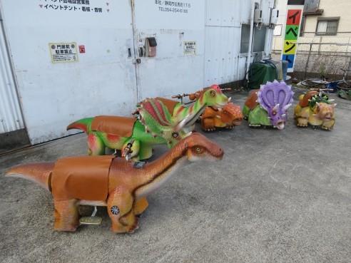 恐竜バッテリーカー (1)